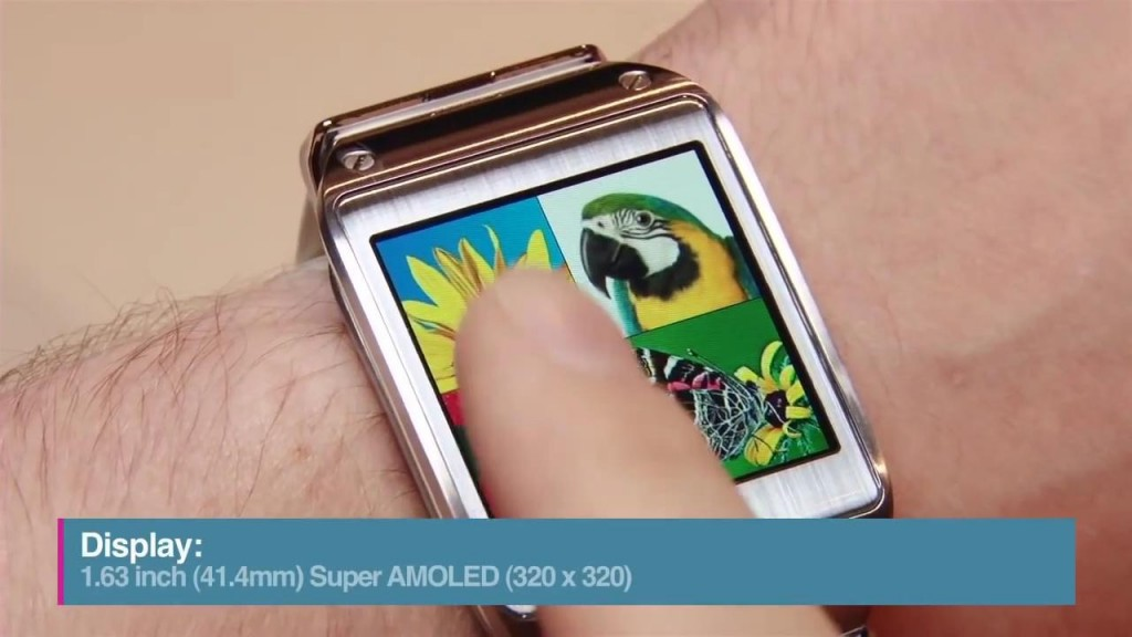 samsung galaxy gear 5