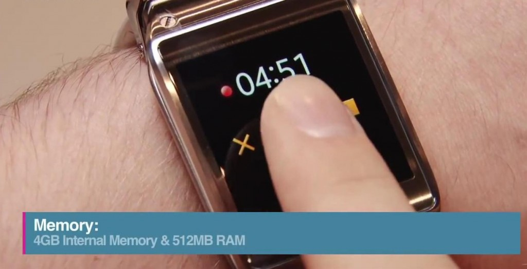 samsung galaxy gear 9