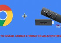 How to Install Chrome on Fire TV Stick